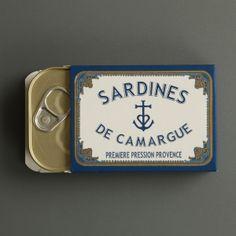 Tin of Sardines in Oil