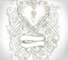 Piston Tattoo Designs ... pic source