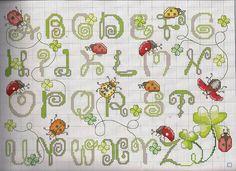 Gallery.ru / Фото #50 - ALFABETO - samlimeq -- - - 192 pgs alphabets