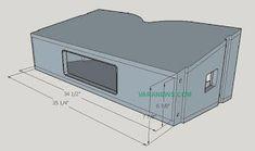 Skema Box Line Array 10 inch + tweeter | Varanews.com Subwoofer Box Design, Speaker Box Design, Speaker Plans, Sub Box, Line, Electronics, How To Plan, Speakers, Horn