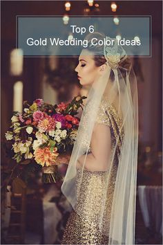 top 6 gold wedding c