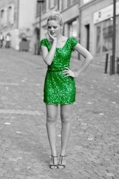540 Touch of Green/Green/Images and Gifs ideas in 2021 | color splash,  color splash photography, splash photography