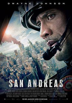 San Andreas ► Exibido em Junho de 2015 no @ Cinema
