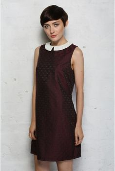 The Burgundy Hues - A Touch of... for AW15 - Chic Colleen