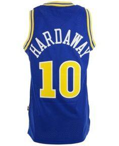 adidas Tim Hardaway Golden State Warriors Swingman Jersey - Blue XXL 7321f0755