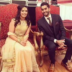 "44 Likes, 1 Comments - Minal (@minalshah) on Instagram: ""Congratulations to @bijal188 and Preyesh on your engagement 😘 xx #bijalwedspreyesh2016"""
