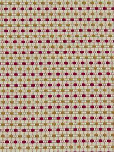 Fuchsia Upholstery Fabric by the Yard by greenapplefabrics on Etsy