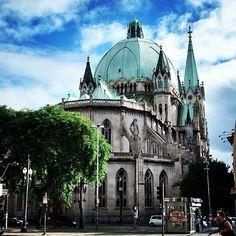 Catedral da Sé, São Paulo.