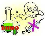 Dihydrogen Monoxide is a toxic or carcinogenic substance. DHMO is a constituent of many known toxic substances, diseases and disease-causing agents, environmental hazards and can even be lethal to humans in quantities as small as a thimbleful.