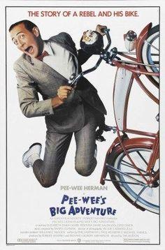 Pee-Wee's Big Adventure (Tim Burton, 1985)
