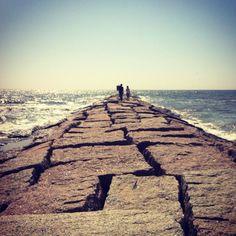 Galveston Tx The Galveston Seawall Is 7 Miles Long And
