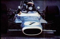 1969 - Jackie Stewart - Matra MS 80