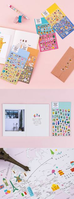 It includes vivid and cute stickers perfect for decorating my journal, notebooks, calendars and so many more! As there are several available themes, choose the right one that you need!