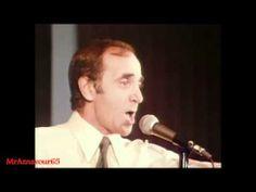 ▶ Charles Aznavour chante Emmenez moi - 1972 - YouTube