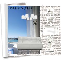 """UNDER $ 1.000"" by mariajalil on Polyvore"