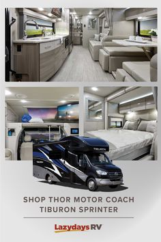Thor delivers another great this time on the powerful chassis. Experience diesel Class C RVing for yourself at Lazydays. Small Motorhomes, Class C Motorhomes, Motorhomes For Sale, Camper Caravan, Truck Camper, Camper Van, Rv Travel Trailers, Camper Trailers, Campers