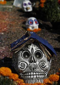 Dia de los Muertos incredible paper-mache art - The Style Blog - The Washington Post
