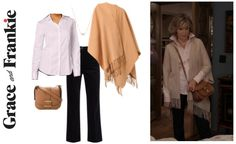 Grace & Frankie - Jane Fonda's Wardrobe - 100 Things 2 Do