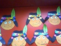31 Best Native American Crafts For Kids Images Day Care Crafts