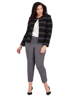 Black & Gray Stripe