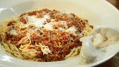 Bolognese vegetarisch | Tim Mälzer