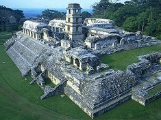 The ancient city of Palenque is both grand and mysterious [ MexicanConnexionForTile.com ] #Travel #Talavera #Handmade