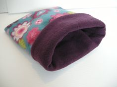 Reversible Fleece Absorbent Snuggly Sack for by WhenPigsGlide