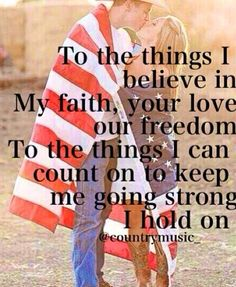 I Hold On~ Dierks Bentley