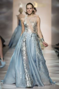 Georges Chakra Couture Spring Summer 2015 Paris - NOWFASHION