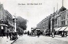 Old Kent Road, London Circa 1905