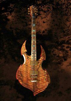 Obscura minarik guitars