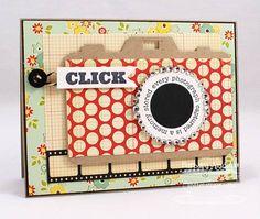camera card october afternoon
