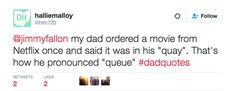 Dads, amirite?
