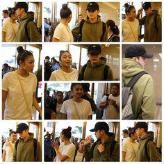 Jadine in Legazpi ❤    #Repost @leigh_p311 (@get_repost)  ・・・  JADINE nasa Legazpi City na!  Abangan ang kanilang concert mamayang 7pm sa ICR.  #JadineLiveInLegazpi #Jadine #Jadine💜 #NadineLustre #JamesReid #TeamReal ©joeysarte