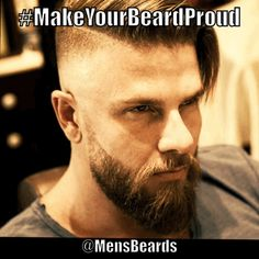 Taking Care of your Beard Bearded Men, Short Hair Styles, Gifs, Passion, Hairstyles, Beards, Bob Styles, Haircuts, Hairdos