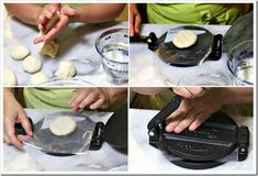 Mexico in my Kitchen: How to Make Sopes Recipe / Cómo Hacer Sopes Authentic Mexican Recipes, How To Make Sopes, Sopes Recipe, Mexican Sopes, Fresh Tortillas, Tortilla Press, Mexico Food, Mexican Food Recipes, Indian Recipes