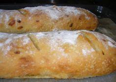 Baking Muffins, Baguette, Bread Recipes, Recipies, Food And Drink, Loaf Recipes, Recipes, Food Recipes, Rezepte