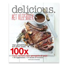 vleesboek van delicious.
