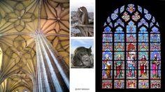 Estilo (XXVII) gótico http://patriblanco-patricia.blogspot.com.es/2014/10/estilo-gotico.html