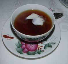 German Tea- Preparing The Ostfriesische Teezeremonie: Tea Rituals - East Frisian Tea Ceremony