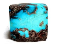 Bisbee Turquoise Specimen-Over 1.25 lbs-A Collectible
