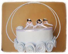Martati creaciones FIMO: Bouquets para alfileres