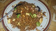 Petai Fried Rice - Nasi goreng pete