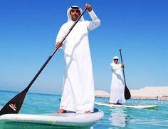 Dubai is a weird weird place.