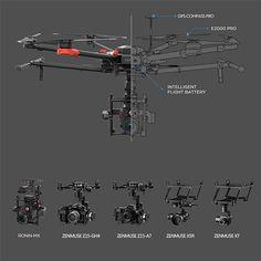 DJI Matrice M600 Hexacopter