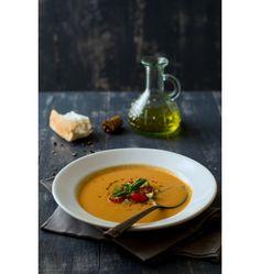 Klassieke tomaten gazpacho - soepen.be