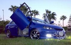 Modified Toyota Corolla 2003 Pictures