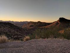 Sunset near Canyon Lake AZ. [3238  2429] [OC]