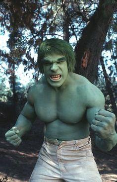 The Hulk Lou Ferrigno