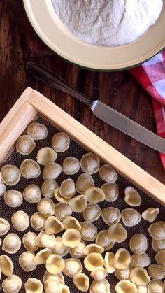 Chicken Recipes Video, Pasta Recipes, Healthy Eating Grocery List, Pasta Casera, Tasty Videos, Fresh Pasta, Homemade Pasta, Food Menu, Pasta Dishes